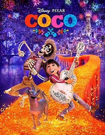 Movie in the Vines - Coco