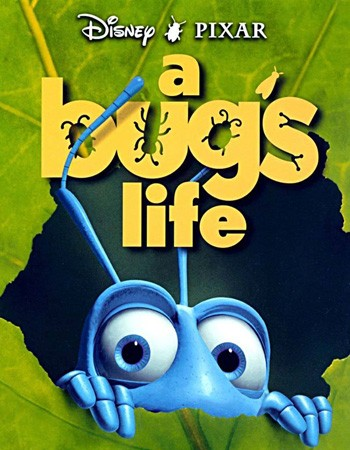 Movie in the Vines- A Bug's Life