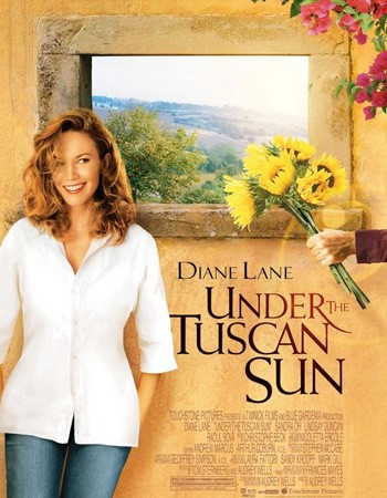Movie in the Vines- Under the Tuscan Sun