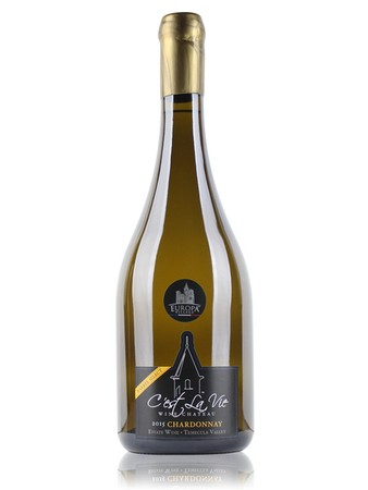 Chardonnay 2016 Barrel Select
